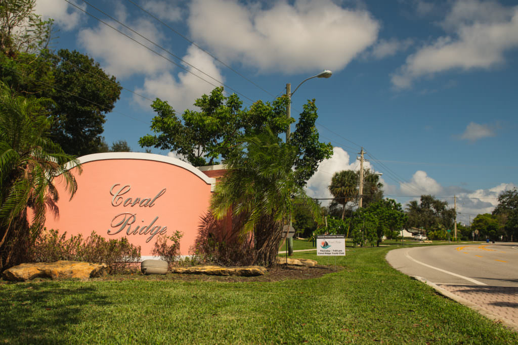 Coral Ridge Fort Lauderdale Real Estate